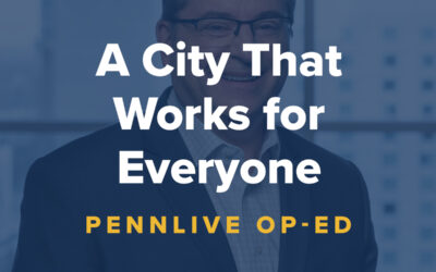 A City That Works for Everyone