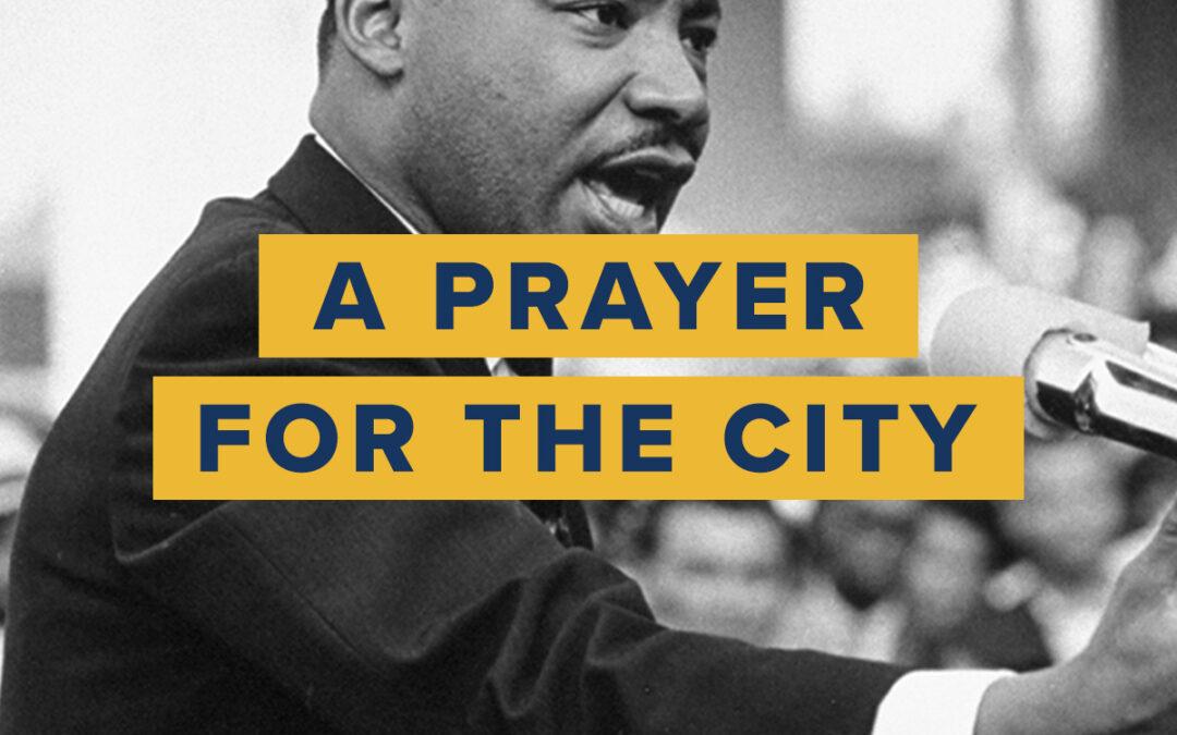 A Prayer for the City