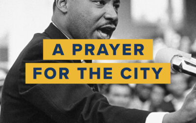 A Prayer for the City