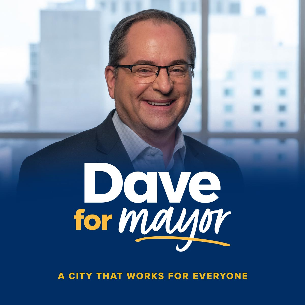 Dave for Mayor